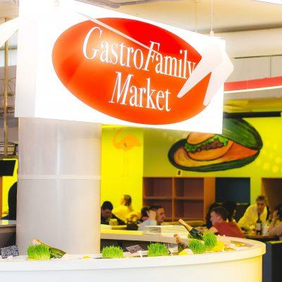 Дмитро Борисов відкрив фуд-хол Gastrofamily Food Market на Оболоні (+фото)