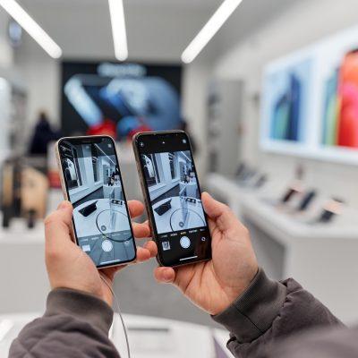 iOn открывает магазин техники Apple со статусом Apple Premium Reseller в столичном ТРЦ Retroville
