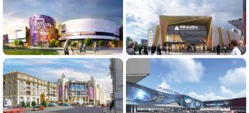 Sunrise of regions: which shopping malls are planning to open in Ukraine in 2021