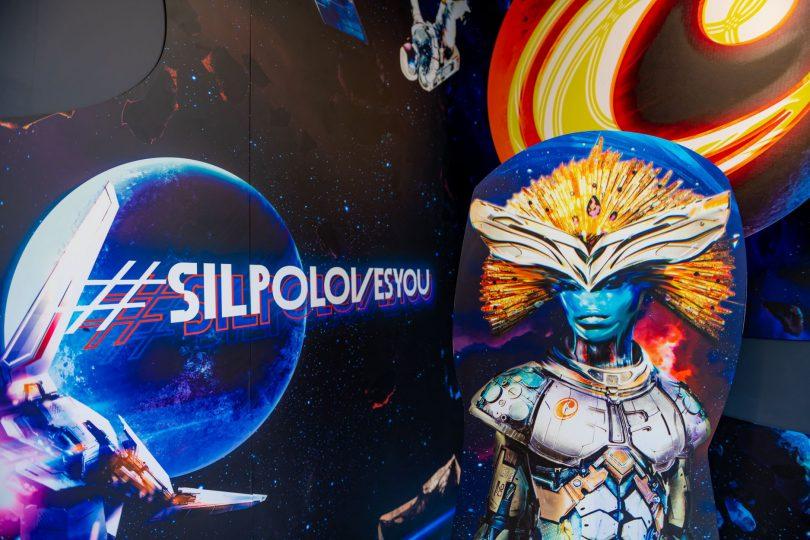 Вперед до зірок: як виглядає новий маркет Сільпо у стилі «міжгалактичний корабель» (фото)