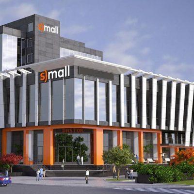 Вінницький ТЦ S)Mall відкриється в травні 2021 року