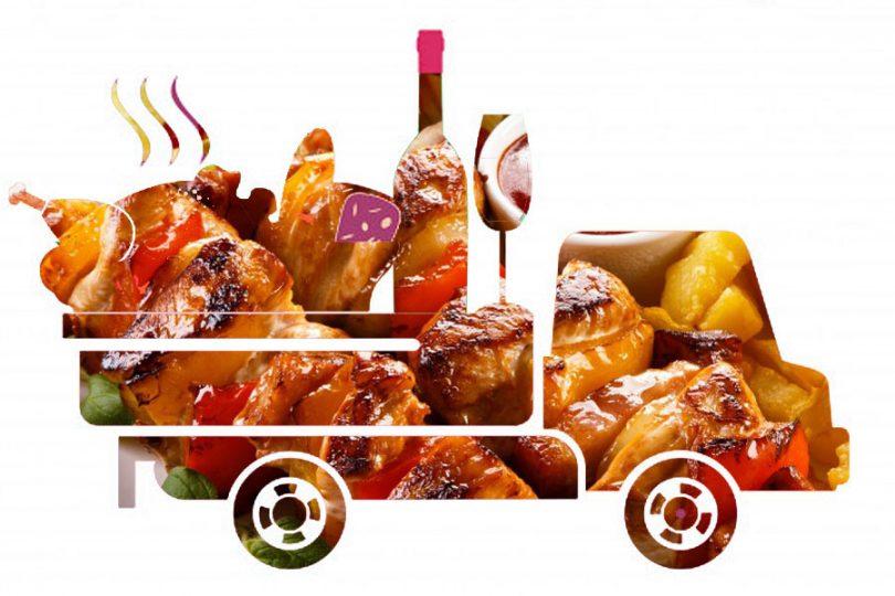Їжа без контакту: які ресторани і сервіси пропонують можливість купувати їжу і продукти онлайн