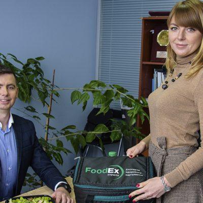 Засновники FoodEx: Ми запустили новий напрямок iceFood – доставку замороженої ready-to-eat їжі